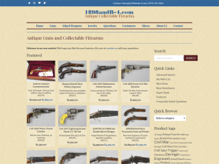 Antique Collectable Firearms