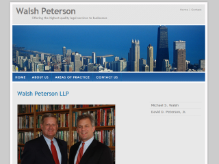 Walsh Peterson LLP