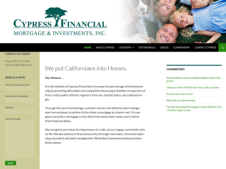 Cypress Financial