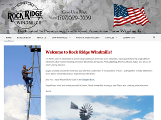 Rock Ridge Windmills