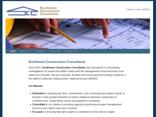 Southwest Construction Consultants