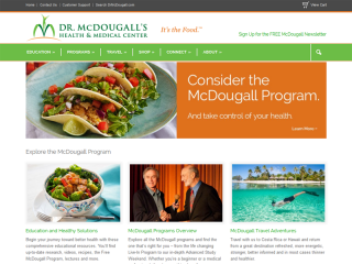 Dr. McDougall's Health & Medical Center