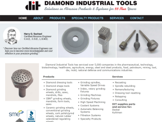 Diamond Industrial Tools