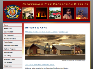 Cloverdale Fire Protection District