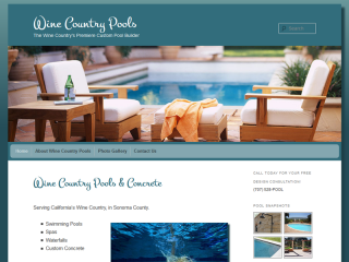 Wine Country Pools