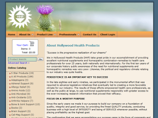 Hollywood Health Products
